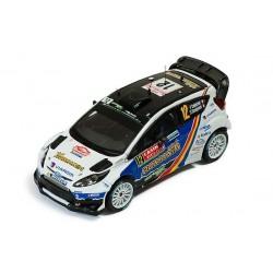 Ford Fiesta RS 12 WRC Monte Carlo 2014 Delecour Savignoni IXO RAM571