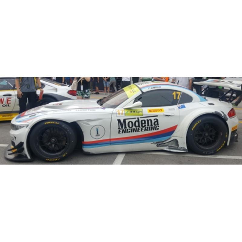 Bmw Z4 2016: BMW Z4 GT3 17 FIA GT World Cup Macau 2016 Ricky Capo Spark