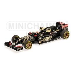 Lotus E23 Hybrid F1 2015 Pastor Maldonado Minichamps 417150013