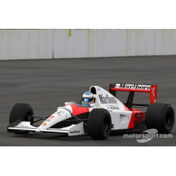 McLaren Honda MP4/6 2 Honda Thanks Days 2015 Fernando Alonso Minichamps 530911814