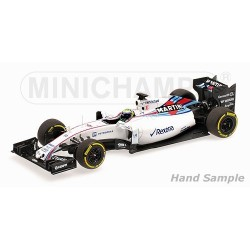 Williams Mercedes FW37 F1 2015 Felipe Massa Minichamps 417150019