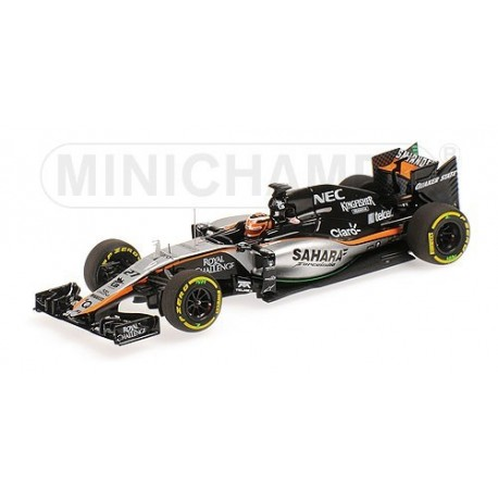 Force India Mercedes VJM08 F1 2015 Nico Hulkenberg Minichamps 417150027