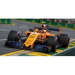 McLaren Renault MCL33 F1 2018 Stoffel Vandoorne Minichamps 530181802