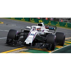 Williams Mercedes FW41 F1 2018 Sergey Sirotkin Minichamps 417180035