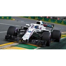 Williams Mercedes FW41 F1 2018 Lance Stroll Minichamps 417180018