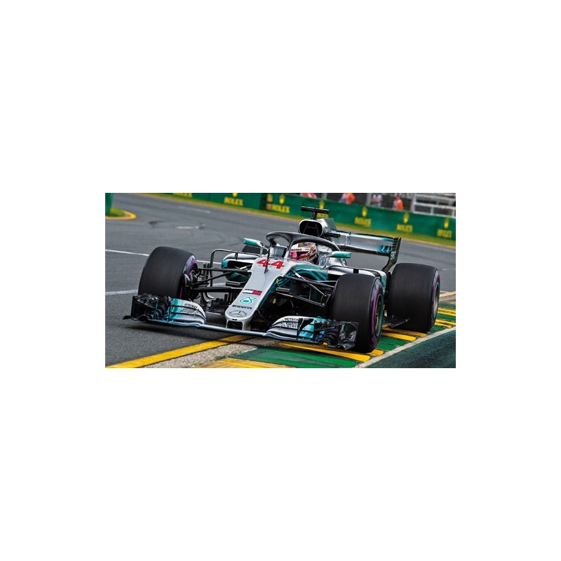 mercedes f1 w09 eq power f1 2018 lewis hamilton minichamps 110180044 miniatures minichamps. Black Bedroom Furniture Sets. Home Design Ideas