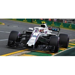 Williams Mercedes FW41 F1 2018 Sergey Sirotkin Minichamps 110180035