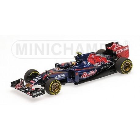 Scuderia Torro Rosso Renault STR10 F1 2015 Carlos Sainz Minichamps 417150055