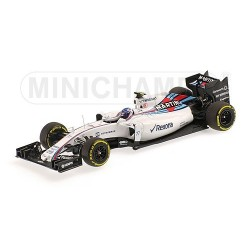 Williams Mercedes FW37 F1 2015 Valtteri Bottas Minichamps 417150077