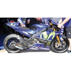Yamaha YZR M1 Moto GP 2017 Maverick Vinales Minichamps 182173025