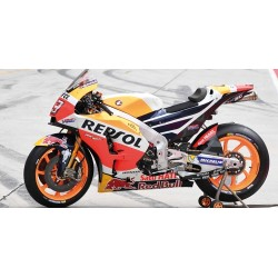 Honda RC213V Moto GP 2017 Marc Marquez Minichamps 182171193