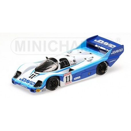 Porsche 956K 11 1000 km de Brands Hatch 1983 Minichamps 430836611