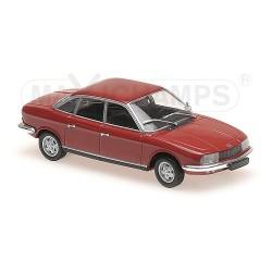 NSU RO 80 1967 Red Minichamps 940015402