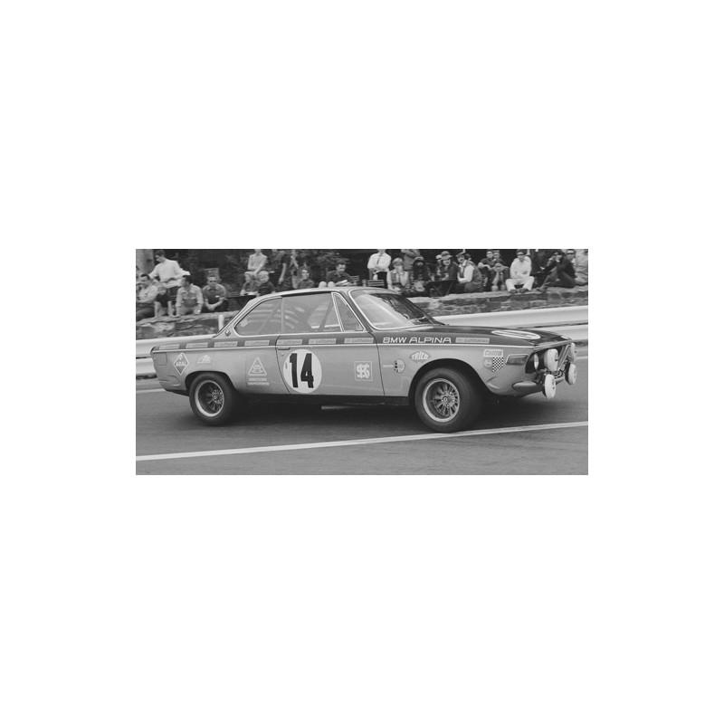 BMW 2800 CS 14 24 Heures De Spa Francorchamps 1970