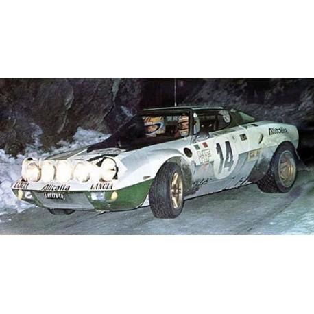 Lancia Stratos 14 Rallye Monte Carlo 1975 Munari Mannucci Minichamps 155751714