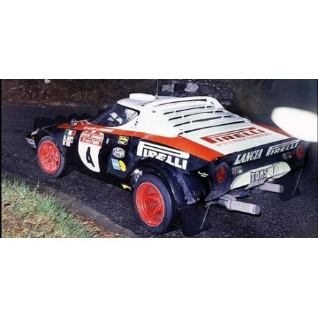 Lancia Stratos 4 Rallye Sanremo 1978 Alen Kivimaki Minichamps 155781704