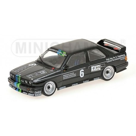 BMW M3 6 DTM 1987 Harald Grohs Minichamps 430872006