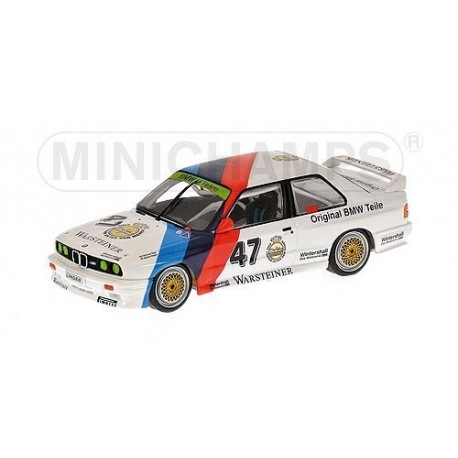BMW M3 47 ETC 1987 Minichamps 430872047