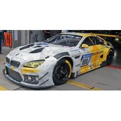 BMW M6 GT3 100 24 Heures du Nurburgring 2017 Minichamps 155172600