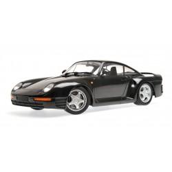 Porsche 959 1987 Grey Metallic Minichamps 155066205
