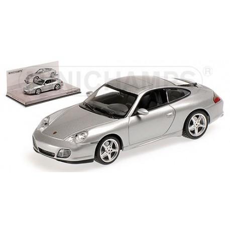 Porsche 911 Carrera 40 Years 911 2003 Silver Minichamps 436061070
