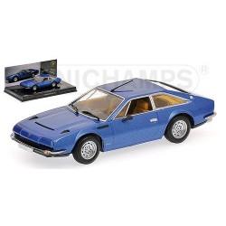 Lamborghini Jarama Museum Series 1974 Bleue Minichamps 436103400