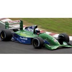 Jordan Ford 191 F1 Japon 1991 Alessandro Zanardi Minichamps 410910332