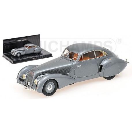 Bentley Embiricos 1938 Grise métallisée Minichamps 436139820