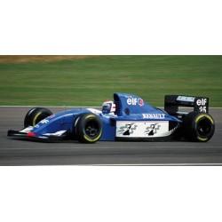 Ligier Renault JS39B F1 1994 Eric Bernard Minichamps 417940025