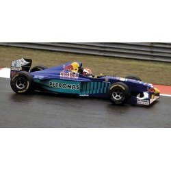 Sauber Ferrari C16 F1 1997 Johnny Herbert Minichamps 417970016
