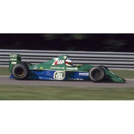 Jordan Ford 191 F1 Belgique 1991 Michael Schumacher Minichamps 510911801
