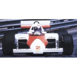 McLaren TAG MP4/2B F1 1985 Alain Prost Minichamps 530851802