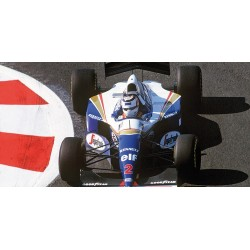 Williams Renault FW16 F1 France 1994 Nigel Mansell Minichamps 127941202