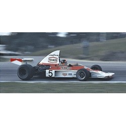 McLaren Ford M23 WC 1974 Emerson Fittipaldi Minichamps 436740005