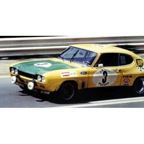 Ford RS 2600 3 24 Heures de Spa Francorchamps 1972 Minichamps 155728503