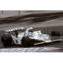 Williams Ford FW06 F1 USA Ouest 1979 Alan Jones Minichamps 410790027
