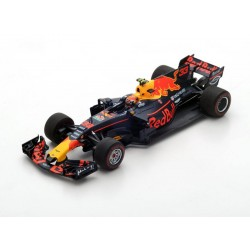 Red Bull Tag Heuer RB13 33 F1 Malaisie 2017 Verstappen Spark S5050