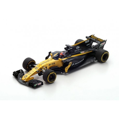 Renault RS17 46 F1 Hongrie Test 2017 Robert Kubica Spark S5055