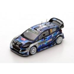 Ford Fiesta WRC 2 Rallye Monte Carlo 2017 Tanak Jarveola Spark S5161