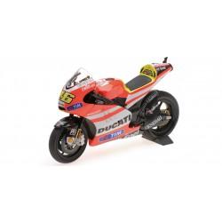 Ducati Desmosedici GP 11.2 Moto GP 2011 Valentino Rossi Minichamps 122112046