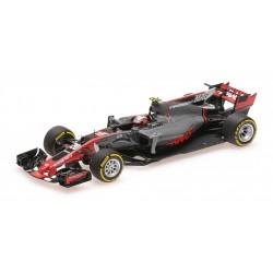 Haas Ferrari VF17 F1 Australie 2017 Kevin Magnussen Minichamps 417170020