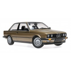 BMW 323I 1982 Brown Metallic Minichamps 155026004