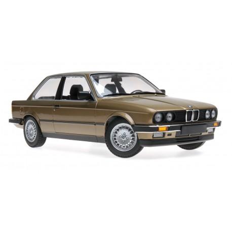BMW 323I 1982 Brown Metallic Minichamps 155026004