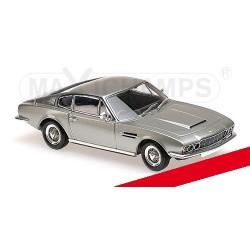 Aston Martin DBS 1967 Silver Metallic Minichamps 940137600