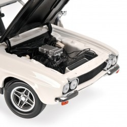 Ford Capri RS 2600 1970 White Black Minichamps 150089078