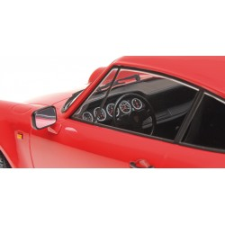 Porsche 911 Turbo 1977 Strawberry Red Minichamps 125066115