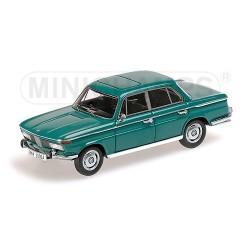 BMW 2000A 1962 Verte Minichamps 437023001