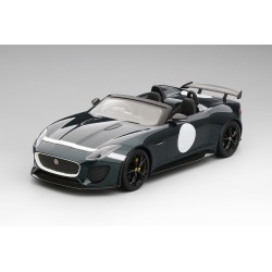 Jaguar F-Type Project 7 verte Truescale TS0033
