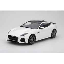 Jaguar F-Type SVR Glacier White Truescale TS0042