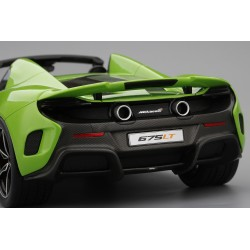 McLaren 675 LT Spider Mantis verte Truescale TS0069